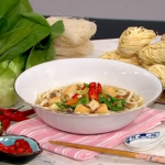 Gok Wan healthy comfort food with noodles recipe on This Morning