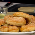Juliet Sear Eccles cakes recipe on This Morning