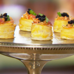 Paul Ainsworth puff pastry parcels with a lobster filling recipe