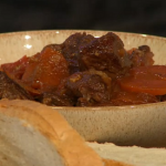 Simon Rimmer Beef Kapama Casserole recipe on Sunday Brunch