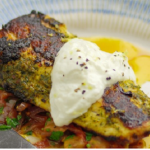 Simon Rimmer Brill Fillets With Chermoula recipe