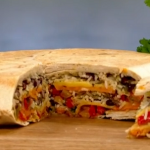 The boys from Bosh giant vegan burrito recipe on This Morning