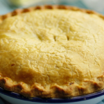Simon Rimmer Lancashire Cheese Pie recipe on Sunday Brunch