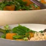 Dr Rupy's butternut massaman curry recipe on This Morning