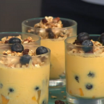Simon Rimmer Mango and Coconut Mousse recipe