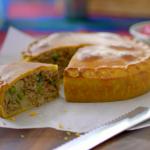 Nadiya Hussain samosa pie recipe