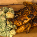 Simon Rimmer Peruvian Roast Chicken With Green Mayo recipe