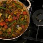 Jean-Christophe Novelli perfect summer ratatouille recipe on This Morning