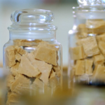 Nadiya Hussain vanilla fudge on Nadiya's Family Favourites