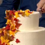 Juliet Sear Red Velvet and Chocolate Royal Wedding Cake recipe on This Morning