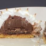 Monica Galetti baked Alaska with Italian meringue recipe on MasterChef: The Professionals