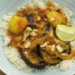 Simon Rimmer Aubergine Massaman Curry recipe on Sunday Brunch