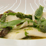 Marcus Wareing plaice with a beurre blanc sauce recipe on MasterChef: The Professionals