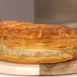 John Torode warming winter pie recipe on This Morning