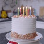 Liam Charles 21st birthday cake recipe on Liam Bakes