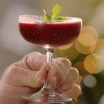 Jamie Oliver frozen berry margarita Cocktail recipe