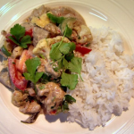 Raymond Blanc masala spiced vegetable curry recipe on Saturday Kitchen
