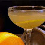 Joe's spiced pear martini on Kirstie's Handmade Christmas