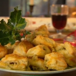 Nigel Slater Stilton puffs recipe on the 12 Tastes of Christmas