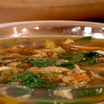 Phil Vickery ultimate chicken soup recipe on This Morning