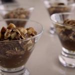 Tom Kerridge quick chocolate mousse with banana and avocado recipe on Tom Kerridge's Fresh Start