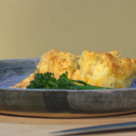 Simon Rimmer curried fish pie recipe on Sunday Brunch