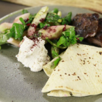 Tom Kerridge Middle Eastern Slow-Cooked Lamb  Shoulder  recipe on James Martin's Saturday Morning
