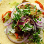 Simon Rimmer tuna tacos recipe on Sunday Brunch