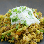 Tom Kerridge beef biryani recipe on Tom Kerridge's Fresh Start