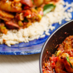 Simon Rimmer Creole Shrimp recipe on Sunday Brunch