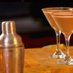 Ainsley Harriott death by chocolate martini recipe on Ainsley's Caribbean Kitchen