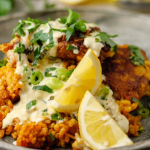 Simon Rimmer Persian Chicken with cream sauce recipe on Sunday Brunch