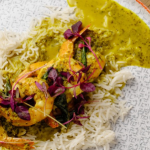 Simon Rimmer Coastal Prawn Curry recipe on Sunday Brunch