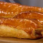 James Martin Great British sausage rolls recipe on This Morning
