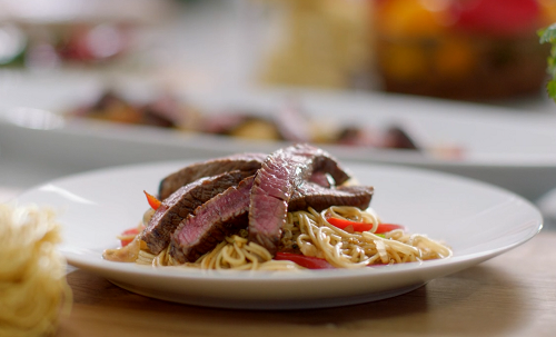Mary Berry Asian Beef And Pepper Stir Fry With Rump Steak
