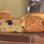 Simon Rimmer Blueberry and Bacon Scones recipe on Sunday Brunch