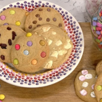 Phil Vickery Sesame Street chocolate chip cookies recipe on This Morning