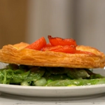 John Torode savoury tartlets recipe on This Morning