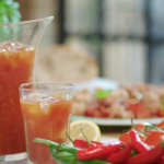 John Torode Bloody Mary recipe on John and Lisa's Weekend Kitchen