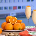 Gino's Italian orange summer dessert recipe on This Morning