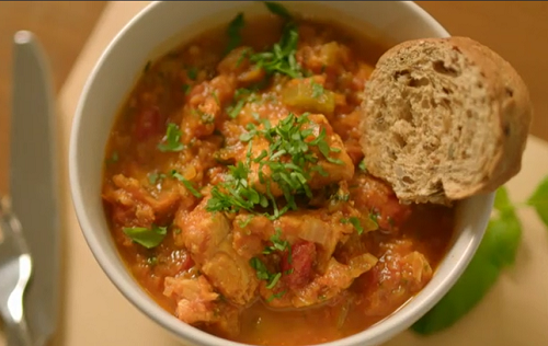 Chris Bavin Vegetable Ragu Recipe On Eat Well For Less The Talent Zone