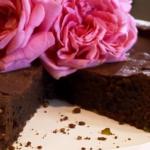 Ulrika Jonsson Swedish Chocolate cake recipe on Lorraine