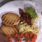 Ovie's ultimate brunch recipe on This Morning