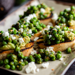 Simon Rimmer Avocado and Pesto Pea Toast Recipe on Sunday Brunch