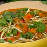 Rachael Ama sweet potato stew with peanut butter recipe on This Morning