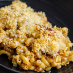 Tom Kerridge Four Cheese Truffle Mac and Cheese recipe on Sunday Brunch