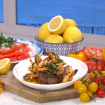 John Torode ultimate surf and turf recipe on This Morning