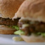 Gregg Wallace low fat homemade burgers with lentils recipe on Eat Well for Less?