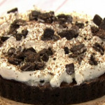 Simon Rimmer Oh-Rio Chocolate Pie recipe on Sunday Brunch