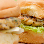 Hairy Bikers fish burgers with tartare sauce recipe on Route 66